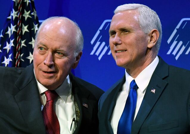 Dick Cheney-Mike Pence