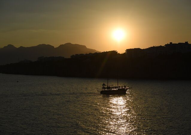 Antalya- Turist