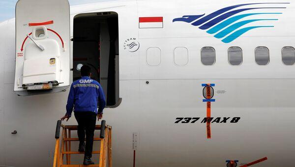 Boeing'den '737 Max' açıklaması - Sputnik Türkiye