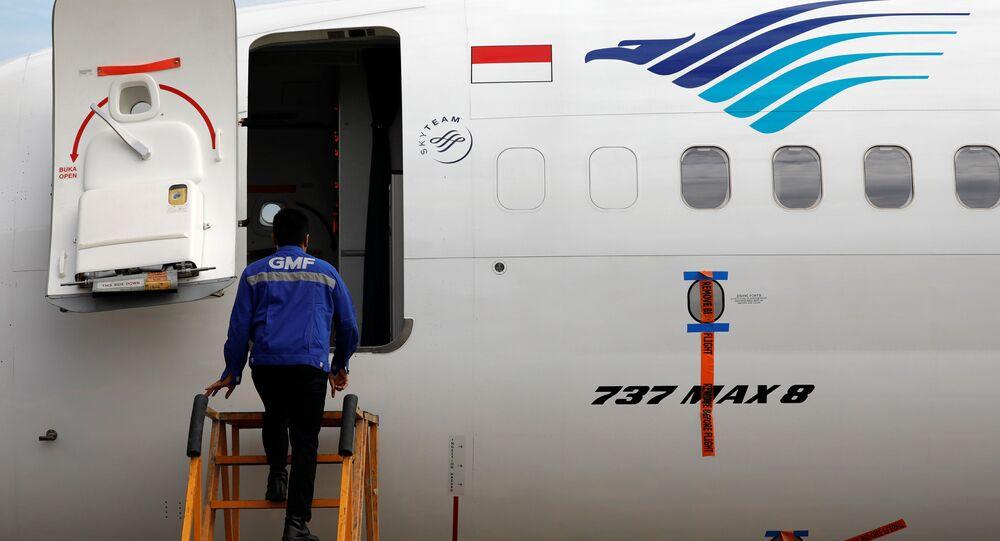 Boeing'den '737 Max' açıklaması