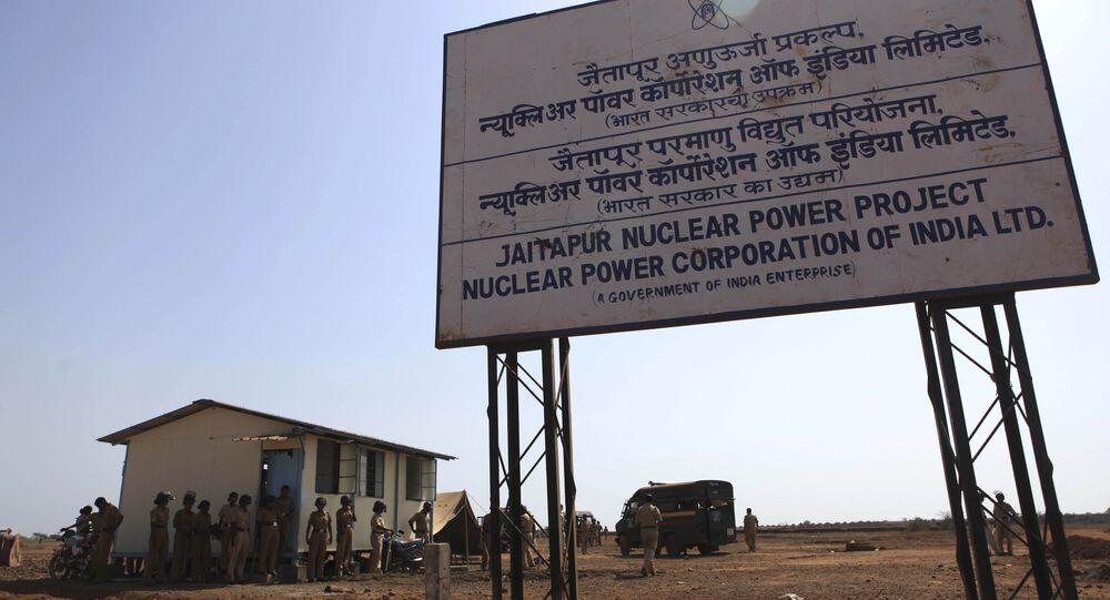 Hindistan'daki Jaitapur Nükleer Enerji Projesi