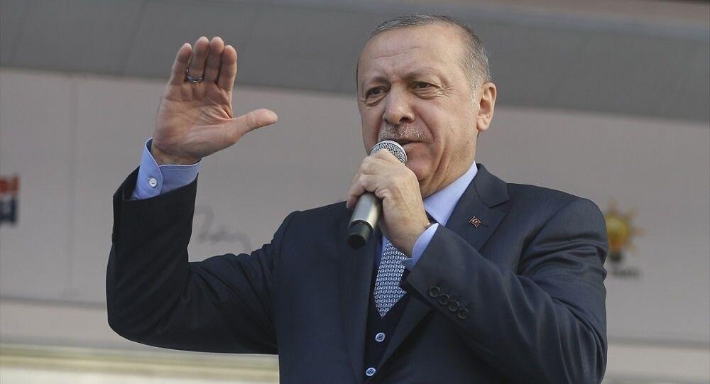 Recep Tayyip Erdoğan, Ankara, Yenimahalle mitingi