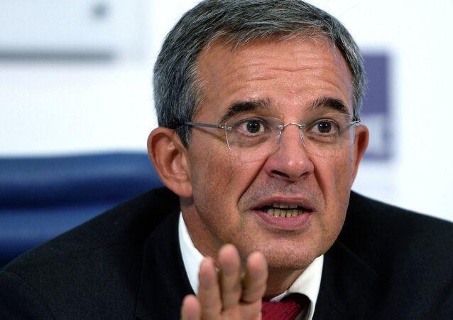 Fransız milletvekili Thierry Mariani