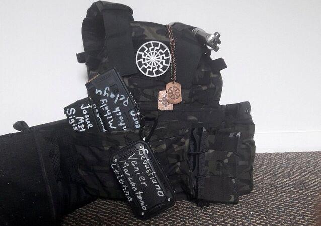 Yeni Zelanda'da iki camiye düzenlenen silahlı saldırının faili olarak açıklanan Avustralya vatandaşı Brenton Tarrant'ın kullandığı silah