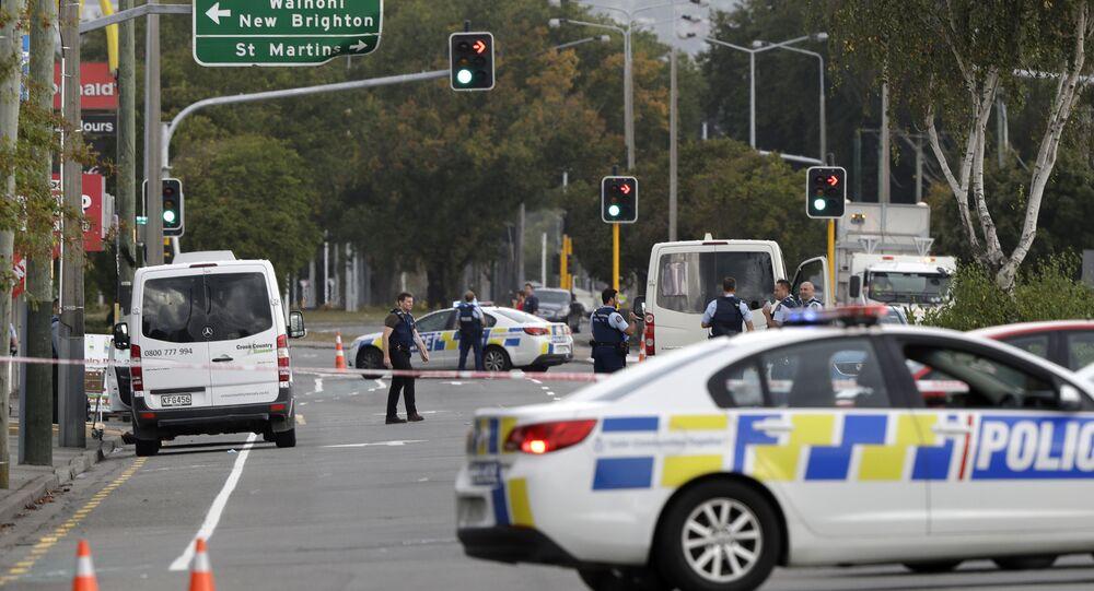 Yeni Zelanda cami saldırısı