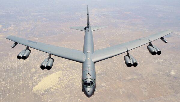 Boeing B-52H - Sputnik Türkiye