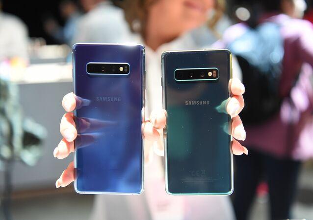 Samsung Galaxy S10 serisi Türkiye'de