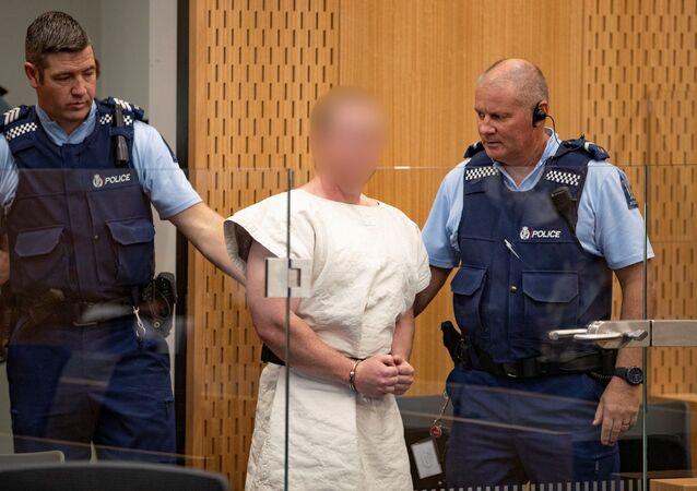 Yeni Zelanda'da cami saldırılarını gerçekleştiren Avustralya doğumlu Brenton Tarrant