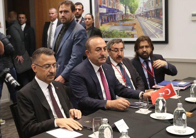 Türk heyeti Yeni Zelanda'da