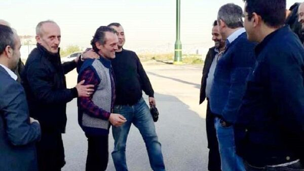'FETÖ borsası'nın çete lideri  Eyüp Ensar Ç. - Sputnik Türkiye
