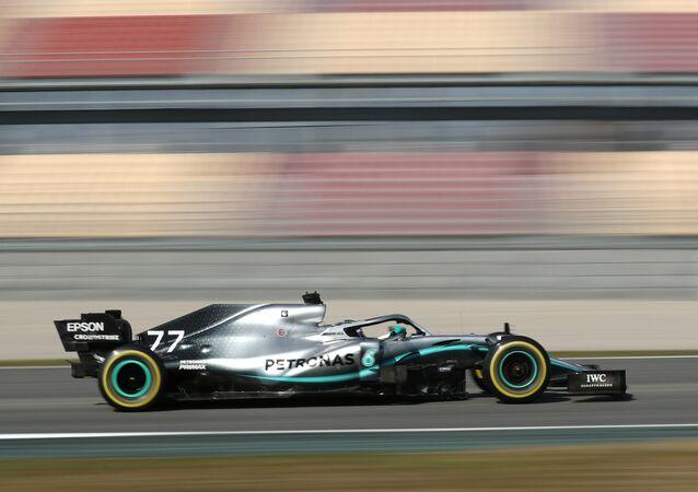 Formula 1'de ilk zafer Bottas'ın