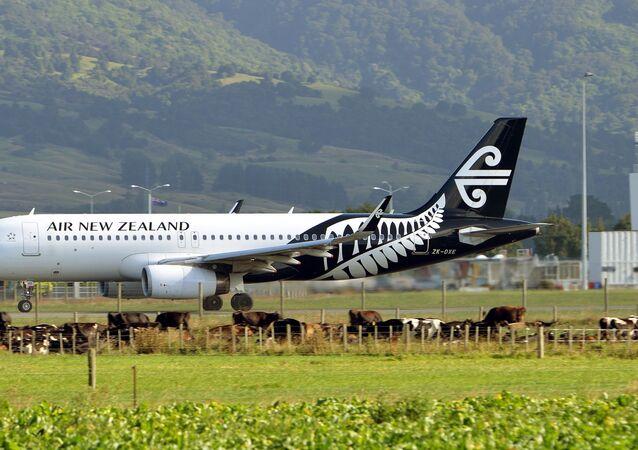 Yeni Zelanda'da bir havalimanı kapatıldı
