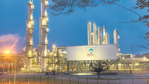 Fransız şeker şirketi Tereos'un fabrikaları - Sputnik Türkiye