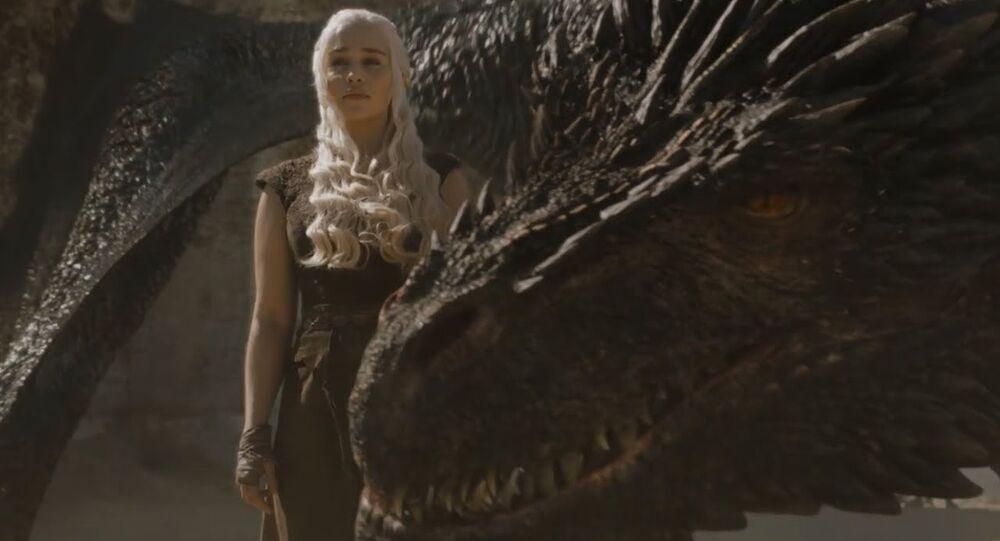 Game of Thrones koordinatörü, ejderha sahnelerinin nasıl çekildiğini anlattı