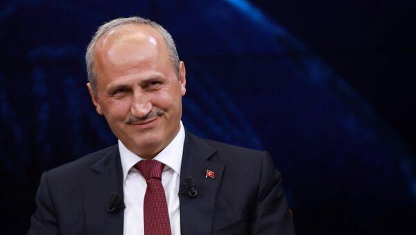 Cahit Turhan - Sputnik Türkiye