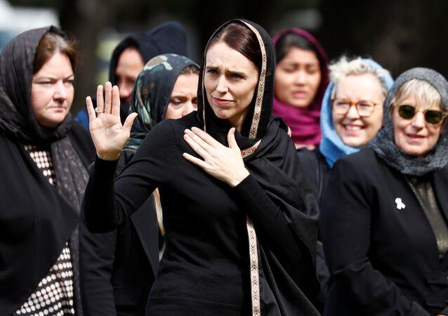 Yeni Zelanda Başbakan Jacinda Ardern
