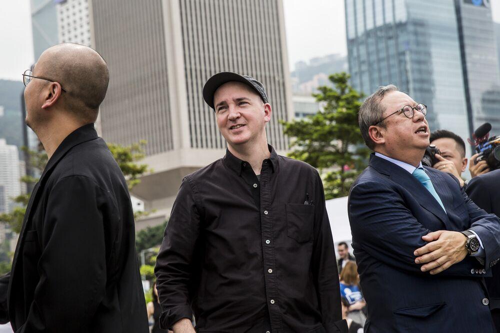 KAWS adıyla da bilinen Amerikalı sanatçı Brian Donnelly