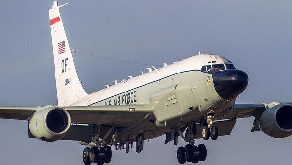 Boeing RC-135 - Sputnik Türkiye