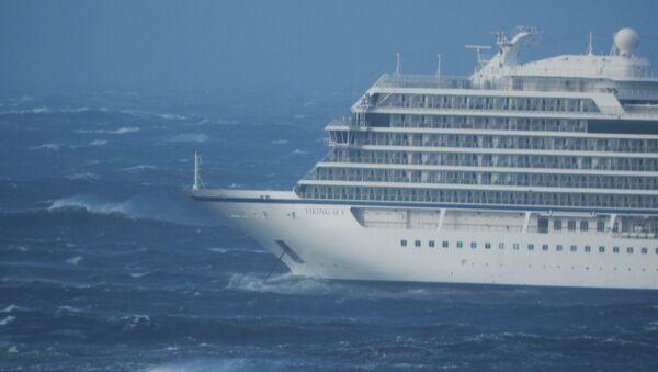 Viking Sky adlı tur gemisi - Sputnik Türkiye
