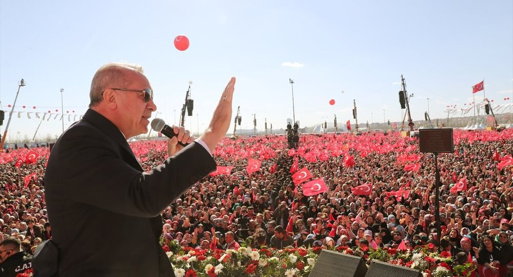 Recep Tayyip Erdoğan- Yenikapı