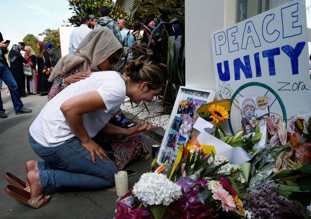 Yeni Zelanda'da cami saldırılarında yaşamını yitirenler anıldı