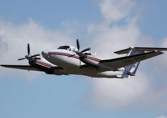 Beechcraft Super King uçağı