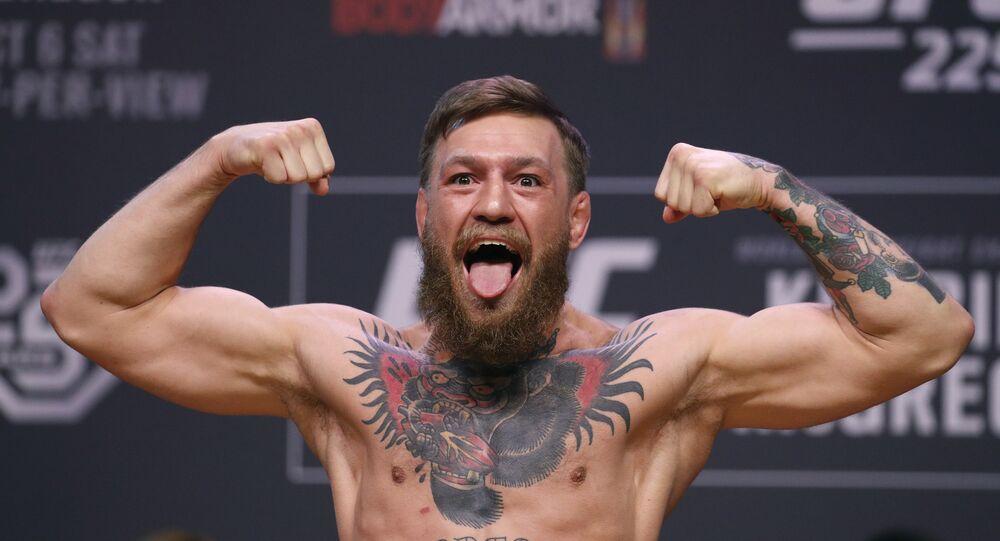 Conor McGregor - MMA ile ilgili görsel sonucu