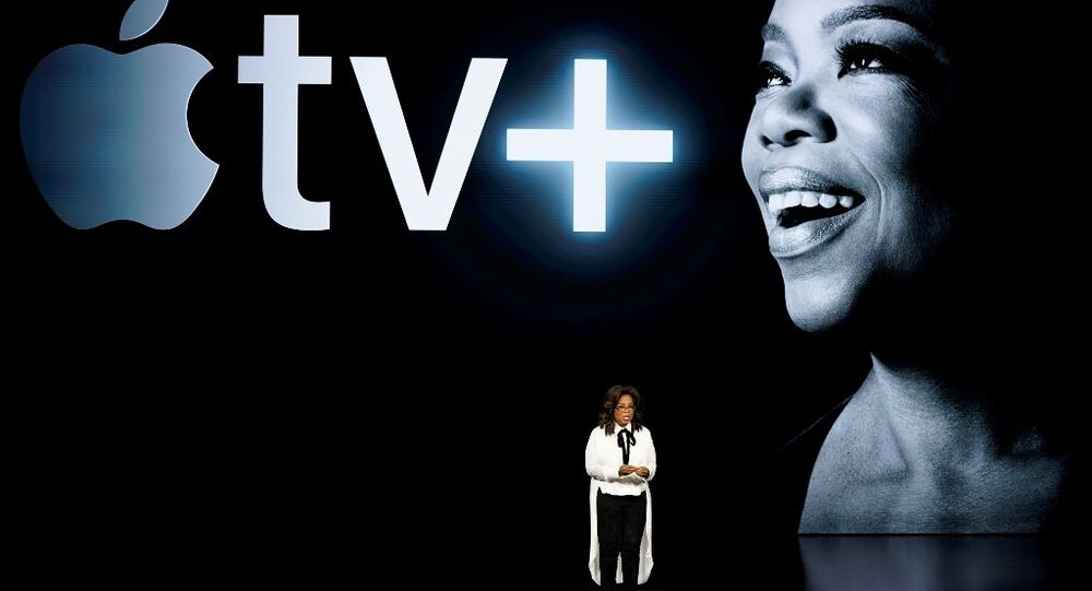 Oprah Winfrey - Apple - Apple TV Plus