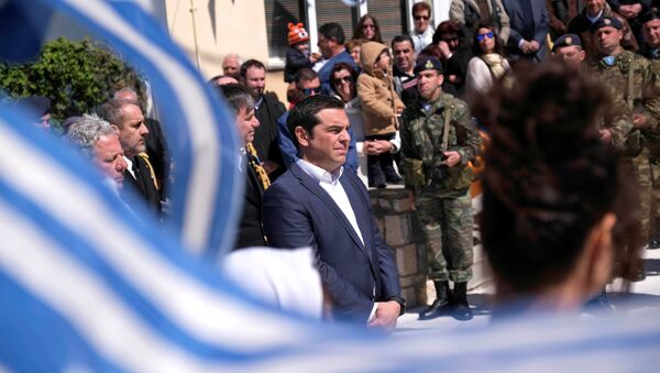 Yunanistan- Bağımsızlık Günü - Sputnik Türkiye