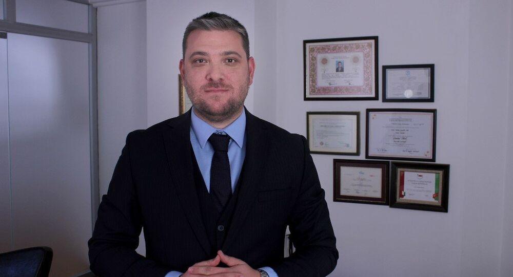 İş adamı Engin Yakut'un avukatı Candaş Gürol