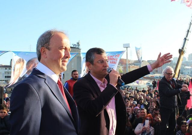 CHP Avcılar Belediye Başkan Adayı Turan Hançerli,