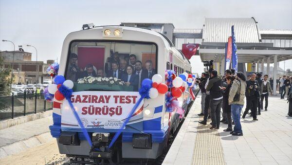 Fatma Şahin - Gaziray - Sputnik Türkiye