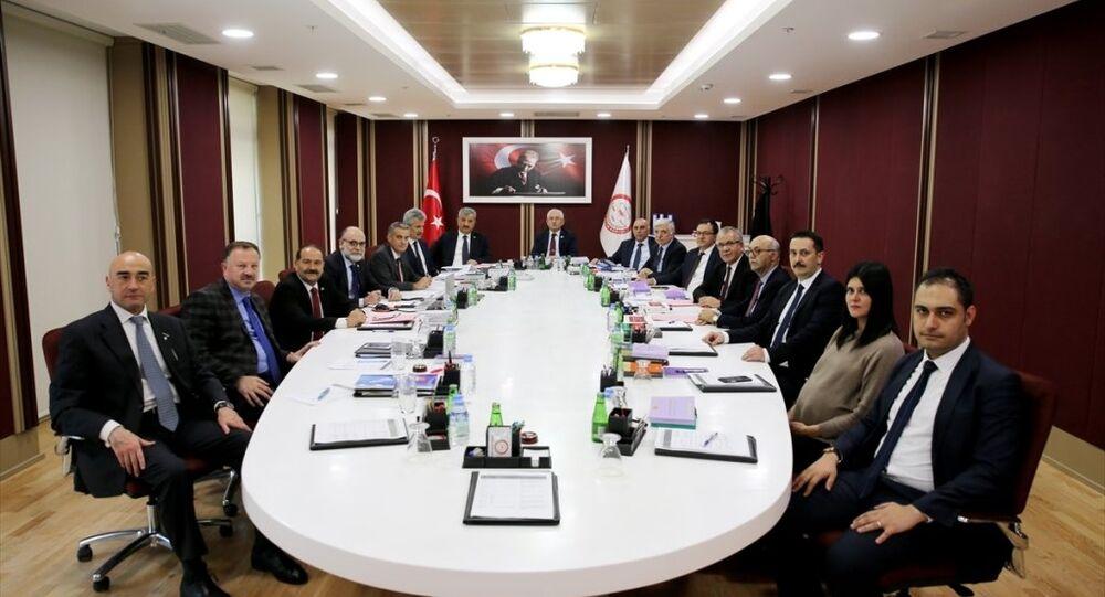 Yüksek Seçim Kurulu Üyeleri