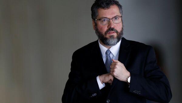 Ernesto Araujo - Sputnik Türkiye