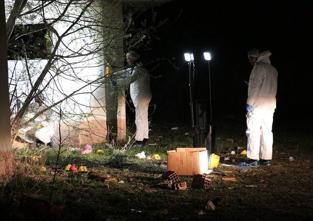 Kırklareli'nde akşamdan bu yana haber alınamayan Zeynep Esin isimli kız çocuk başına tuğla ile vurulmuş halde metruk binada ölü bulundu