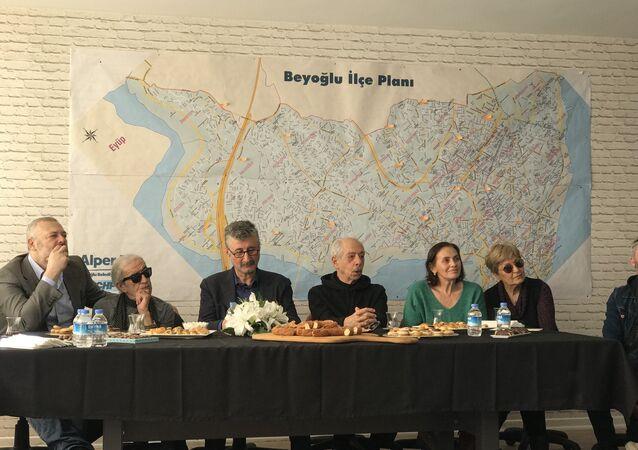 CHP Beyoğlu Belediye Başkan adayı Alper Taş