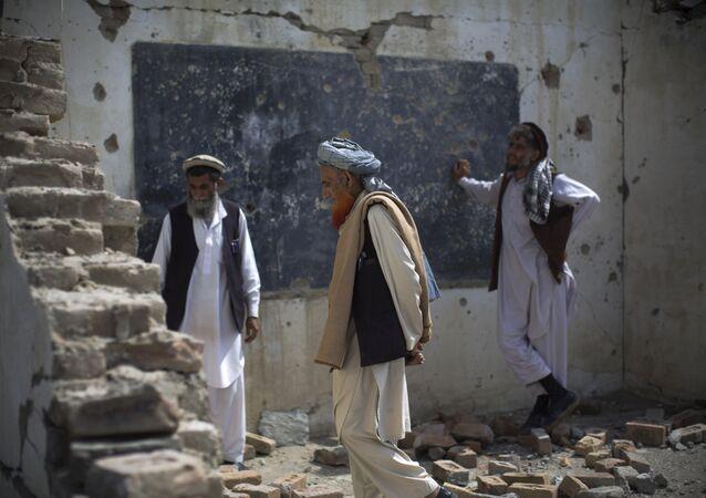 Afganistan'da okul saldırısı