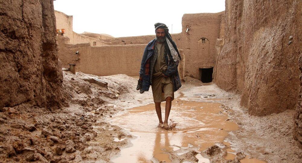 Afganistan'da sel felaketi: 15 ölü