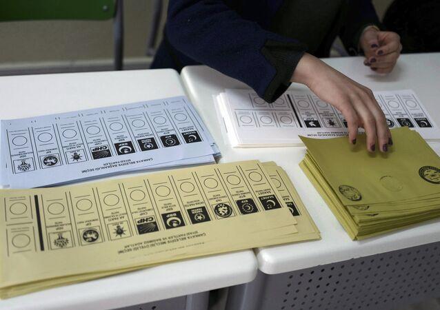 Türkiye-31 Mart yerel seçimleri