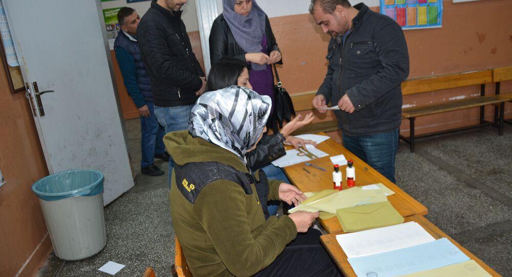 Mersin-Suriyeli- 31 Mart yerel seçimleri