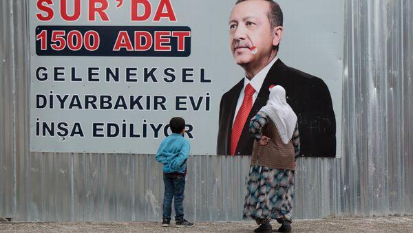 Diyarbakır yerel seçim 8 - Sputnik Türkiye