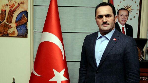 AK Partili Ali Haydar Yıldız - Sputnik Türkiye