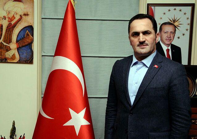 AK Partili Ali Haydar Yıldız