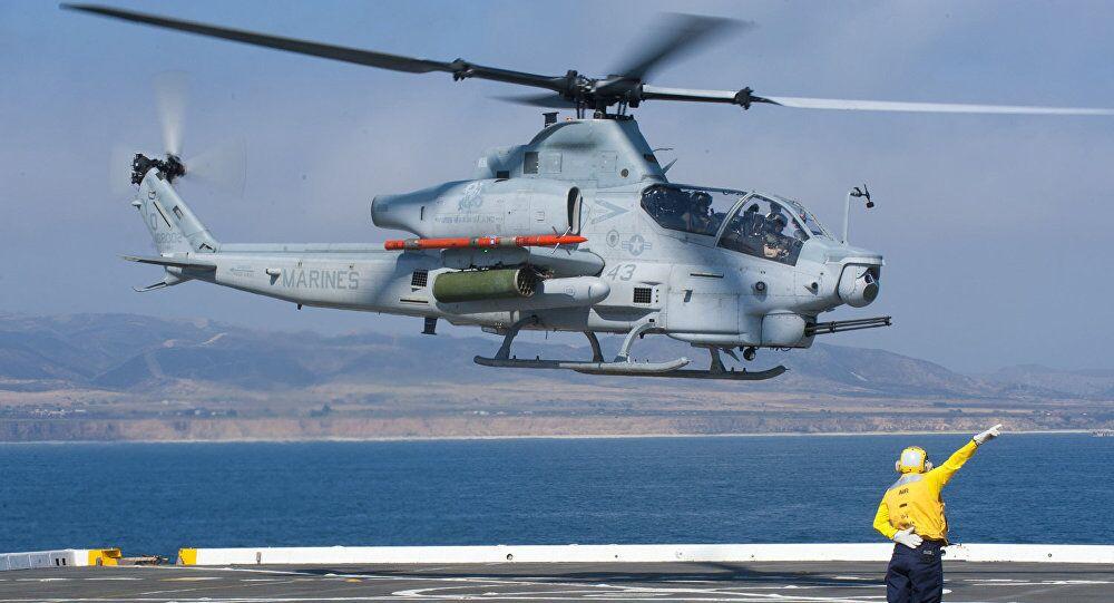 ABD'de helikopter kazası: 2 pilot hayatını kaybetti