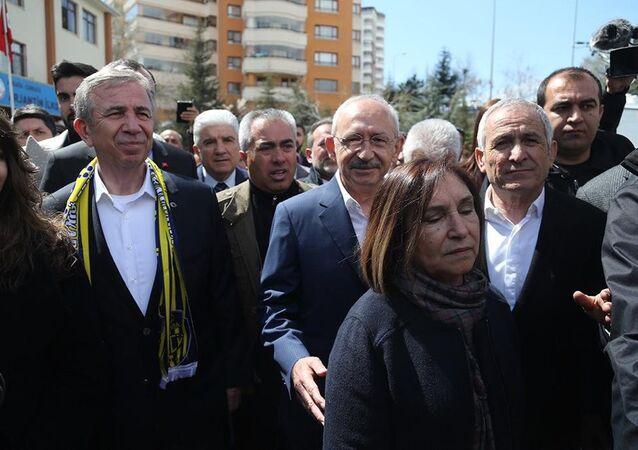Kemal Kılıçdaroğlu - Mansur Yavaş