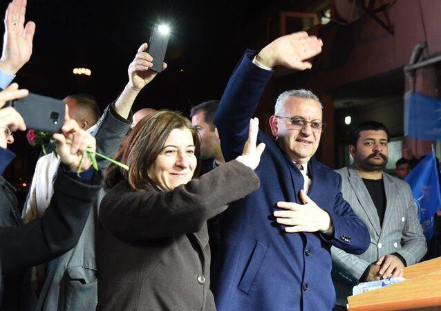 Fatma Aksal - Mustafa Helvacıoğlu