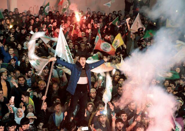 Diyarbakır-yerel seçim