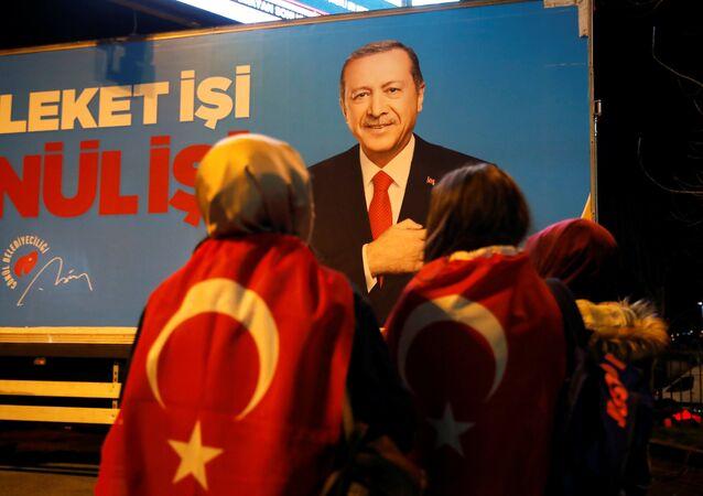 AK Parti - Recep Tayyip Erdoğan