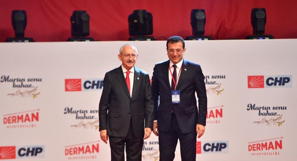Ekrem İmamoğlu - Kemal Kılıçdaroğlu
