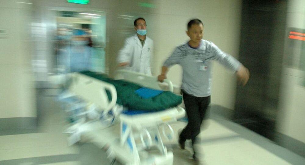 Çin - hastane